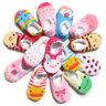 1Pair Girls Boys Baby Toddler Anti-Slip Socks Shoes Slipper Lace For 6-24 Months