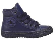 Sneaker scarpe ragazzo/donna Converse Ctas Hi Leather, a Collo Alto Unisex 072C