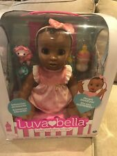Luvabella Responsive Baby Doll African American Luva Bella * 2017 Christmas Toy