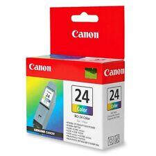 Cartuccia Canon BCI-24 originale BCI 24 BCI24 Color nuova pixma 1500 200 mp 370