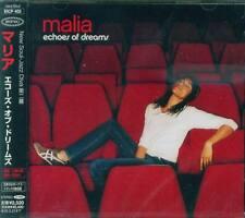 Malia - Echoes of Dreams - Japan CD+2BONUS - NEW