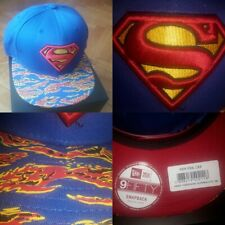 "NEW ERA cappellino SUPERMAN CAP 9 Fifty Snapback ""Hero Tigercamo"""