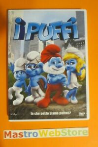 I PUFFI - 2011 - SONY PICTURES - DVD [dv61]