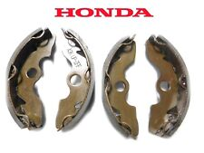 HONDA TRX250 TE TM RECON 2WD 97-18 FRONT BRAKE SHOE SET OEM HONDA PARTS