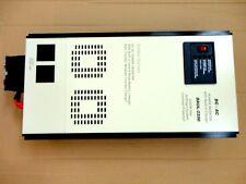 2200 Watt Power Inverter w/Charger Extra 200 Watt More 12V DC, 220/240V AC 50Hz