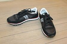 Saucony Women's Jazz Low Pro Casual Shoes Size 8 - Black