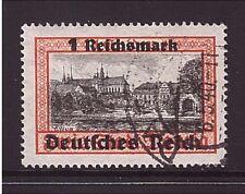 Deutsches Reich 728 x I gestempelt geprüft, Plattenfehler (21589)
