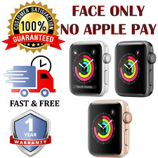 Apple Watch Series 3 GPS&CELL (NO APPLE PAY FUNCTION-FACE ONLY-NO STRAP) RENEWED