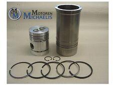 MWM KD 412 Zylindersatz Fendt Favorit 1, Favorit 2, Fix 1, Wesseler W14, W45