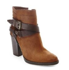 Mossimo Supply Co Francesca Women's Western Boots Brown [166T]