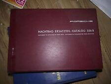 Original Porsche   356B Ersatzteil-Katalog