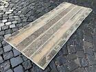 Patchwork, Turkish rug, Vintage rug, Handmade rug, Runner, Wool | 2,3 x 5,6 ft