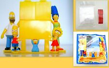 *KINDER ITALIA MAXI PASQUA 2009 -THE SIMPSONS NV-3-44 + CARTINA BPZ
