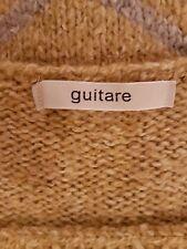 maglione donna GUITARE tg M