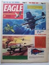 Eagle and boy's world Vol 1966 Vol 17 # 26 Aircraft Heros the spartan Dan Dare