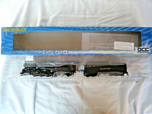 Bachmann 2-8-4 Berkshire,Nickel Plate Road Steam Loco DCC Fitted