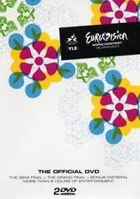 Eurovision Song Contest Helsinki 2007 - 2 DVD Chanson neuwertig
