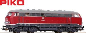 "Piko H0 52403 Diesellok BR 216 der DB ""AC f. Märklin Digital + Sound"" NEU + OVP"