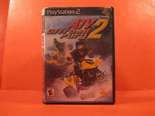 DVD - PLAYSTATION 2 - ATV 2 - OFF ROAD FURY - FREE SHIPPING