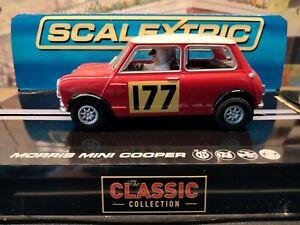 SCALEXTRIC CLASSIC C2807 MINI COOPER