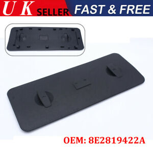 Black Battery Cover Plenum Chanber For AUDI A4 RS4 B6 B7 8E 01-10 8E2819422A NEW