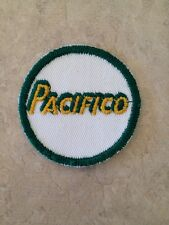 Pacifico Railroad Patch Train Railway Mexico NOS