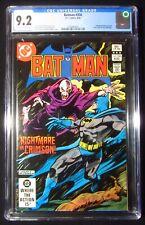 Batman #350 (1982) CGC 9.2...Catwoman back-up story by Bruce Jones & T. Dezuniga