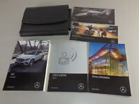 Owner's Manual + Wallet Mercedes Benz Glc X253 220 D/250 D Etc. From 2017