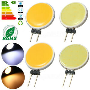 G4 LED Light Bulb 5W 10W 15W 20W COB Energy Saving Lights Super Bright DC 12V