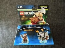 LEGO DIMENSIONS 71220 -  LORD OF THE RINGS   -  NUEVO EN CAJA