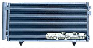 Air Conditioning Condenser fits Subaru Impreza 8/2007 on