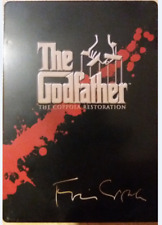 Ojciec Chrzestny THE GODFATHER Coppola Restoration STEELBOOK 5xDVD PL Edition