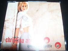 Christina Aguilera Genie In A Bottle UK CD Single
