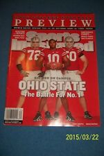 2006 Sports Illustrated OHIO STATE Troy SMITH TJ Downing NEWSSTAND College Prev