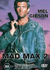 MAD MAX 2 DVD=(THE ROAD WARRIOR)=MEL GIBSON=REGION 4 AUSTRALIAN=NEW AND SEALED