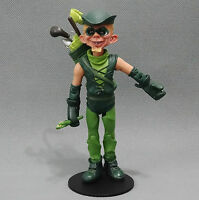 MAD DC Just Us League Of Stupid Heroes Alfred E. Neuman GREEN ARROW no box #lk3