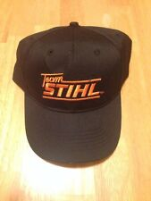 TEAM STIHL CAP / HAT - FREE SHIPPING!