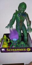 Creature Lagoon Mexico KO Blow Mold Galoob Troll wind ups