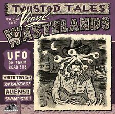 UFO on Farm Road 318: Vinyl Wastelands, Vol.1 Vinyl LP Record 2015 NEW