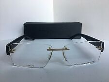 New PORSCHE DESIGN P 8206 P8206 A 56mm Rx Rimless Titanium Men Eyeglasses Frame