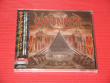 WARBRINGER WOE TO THE VANQUISHED with Bonus Tracks JAPAN CD