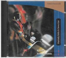 CD : MAMADY KEITA & SEWA KAN : Wassolon, Percussions malinke - 11 titres - TBE