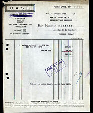 """PARIS (XV°) MOTEURS ELECTRIQUES Sutra """"C.A.S.E."""" en 1930"""