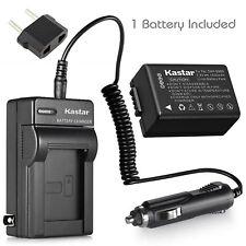 DMW-BMB9 Battery & Regualr Charger for Panasonic Lumix DMC-FZ60 FZ62 FZ70 FZ72