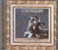 COLOSSEUM – Those Who Are About To Die… (Castle Essential #ESMCD 643, UK - 1998)