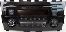 OEM Altima AM/FM CD MP3 Player Radio Stereo Receiver with Auxiliary iPod Jack