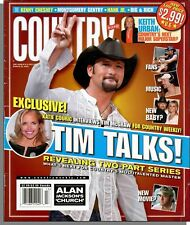 Country Weekly - 2005, March 28 - Tim McGraw Interview Part 1