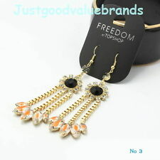 Topshop Costume Earrings without Stone