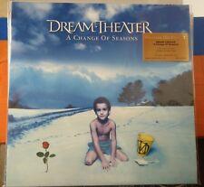 "Dream Theater – A Change Of Seasons 2 X 12"" 180 Gr Music On Vinyl audiophile"