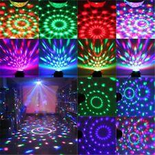 DJ Party Strobe Light USB RGB LED Disco Ball Effect Lighting Birthday w/ Remote